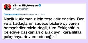AKP Eskişehir Adayı Burhan Sakallı'dan Özlenen Davranış: Kazanan Yılmaz Büyükerşen'i Tebrik Etti