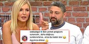 Son Dönemde Yaptığı İlginç Hareketlerle Gündem Olan Seda Akgül'ün Birbirinden Değişik Instagram Paylaşımları