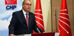 CHP Sözcüsü Faik Öztrak: 'Sonuçta Çok Fazla Değişiklik Yok'