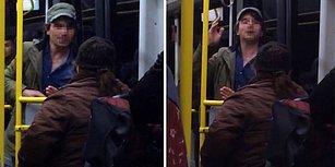 Ses Çıkardıkları İçin Kendisini Uyaran Kadına 'Allah Belanı Versin, Şu Otobüs Kaza Yapsın da Öl' Diyen Genç