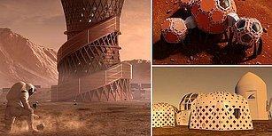 Kızıl Gezegene Taşınıyoruz! NASA'nın Mars İnsan Habitatı Tasarım Yarışmasının Finalistleri Belli Oldu