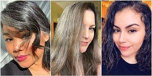 Ama Siz Çok Güzelsiniz! Beyazlayan Saçlarını Boyamayı Reddederek Gri Saç Modasına Yeni Bir Boyut Getiren Kadınlar