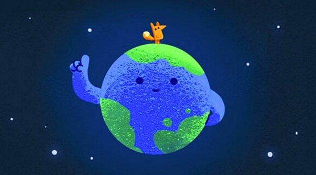1970 - Dünya Günü ilk kez kutlandı.