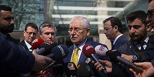 YSK Başkanı Güven: 'Yargı Süreci Devam Ediyor'