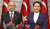 Kılıçdaroğlu ile Akşener'den Ortak Açıklama: 'Yeniden Sayım İçin Gerekçe Lazım, Erdoğan Milli İradeye İhanet Ediyor'