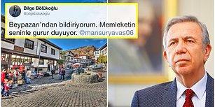 Mazbatasını Alarak Resmen Ankara Büyükşehir Belediye Başkanı Olan Mansur Yavaş'ın Beypazarı'nda Gerçekleştirdiği Müthiş Belediyecilik