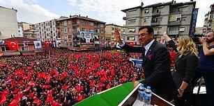 """Ekrem İmamoğlu: """"Bu Sayı Azsa, Kendileri Neden '3 Bin Oyla Kazandık' Diye Açıklama Yaptı?"""""""