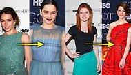 Üzerinden Çok Kış Geçmiş! Game Of Thrones Oyuncularının 2012'den Bu Yana Geçirdikleri Kırmızı Halı Değişimleri