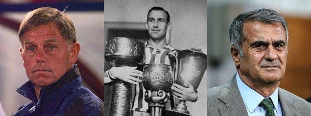 Beşiktaş'ın başında en çok maç kazanan 3 teknik direktör: