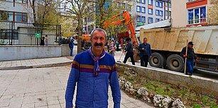 Komünist Başkan İlk İcraatını Gerçekleştirdi: Belediye Binası Önündeki Korkuluk ve Duvarlar Yıkıldı