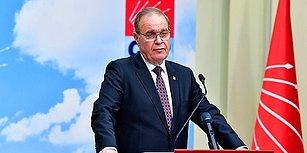 """CHP Sözcüsü Öztrak: """"AKP, Büyükçekmece'de Neden '11 Bin Seçmen Kaydırıldı' Diyor? Bu Açıkça Yalan"""""""