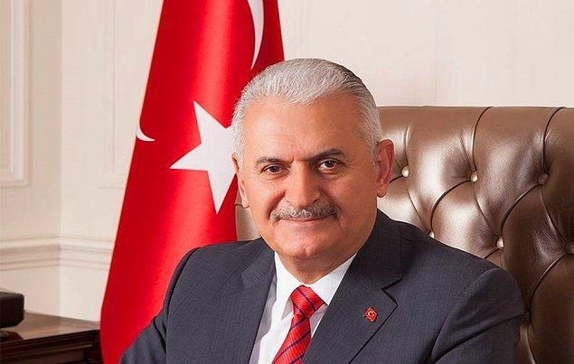 5. Binali Yıldırım - Erzincan