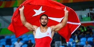 Avrupa Güreş Şampiyonası'nda Milli Güreşçi Taha Akgül Altın Madalya Kazandı