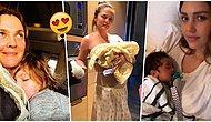 Mükemmel Görünmek Zorunda Hissetmedikleri İçin Günlük Hayatlarını Paylaşmaktan Çekinmeyen 12 Ünlü Anne