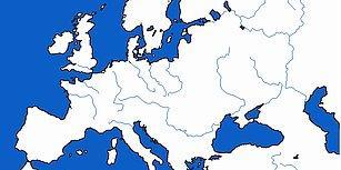 Bu 40 Soruluk Avrupa Testinde Kaçta Kaç Yapacaksın?