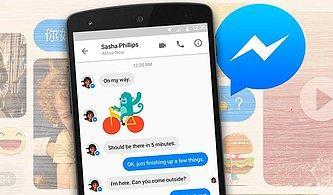 Kimler Facebook Kullanıyor? Facebook ve Messenger Yeniden Birleşebilir!