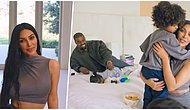 Evde Kapı Yok! Kim Kardashian ve Kanye West'in 46 Milyon Pound Değerindeki Tepeden Tırnağa Beyaz Evi