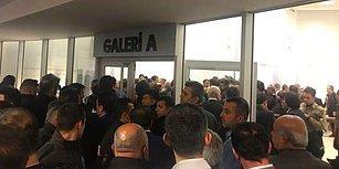 Maltepe'de Kavga Çıktı, Oy Sayımı Ertelendi