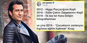 Çocukları Öğrenemediği İçin İngilizce Dersinin Kaldırılmasını İsteyen Kıraç'a Sosyal Medyadan Tepki Yağdı!