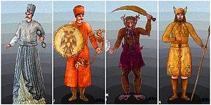 Hangi Mitolojik Türk Tanrısısın?