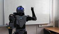 Parçaları 3 Boyutlu Yazıcıyla Üretildi: Denizli'de Lise Öğrencileri İnsansı Robot Yaptı