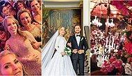 Yılın Düğünü: Yelda Demirören ve Haluk Kalyoncu Çırağan Sarayı'nda Gerçekleştirilen İhtişamlı Bir Törenle Dünyaevine Girdi!