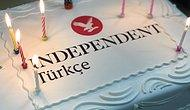 Independent Türkçe 'Sizin Dilinizden Konuşuyor' Sloganı ile Yayın Hayatına Başladı