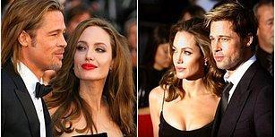 Tamamen Bittiler! Yılların Gözde Çifti Brad Pitt ve Angelina Jolie Artık Kağıt Üzerinde de Ayrılar