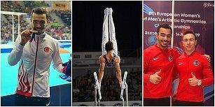 Seninle Gurur Duyuyoruz Ferhat Arıcan! Avrupa Artistik Cimnastik Şampiyonası'nda Tarihin 3. Madalyası