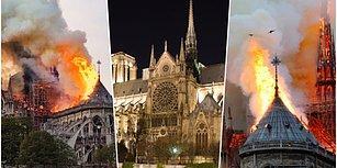Bir Tarihin Yanışı: Bir İtfaiyeci Notre Dame Katedrali'ndeki Yangının Bir Türlü Söndürülememesinin Nedenini Uzun Uzun Açıkladı!