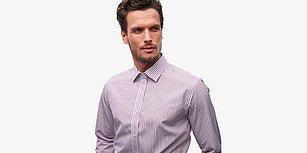 Stilden Ödün Vermeden Giyimde Özgür Olmak İsteyen Tüm Erkekler İçin Gömlekler 19,99 TL'den Başlıyor!