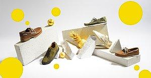 Hem Ayağınız Hem Ekonominiz Yere Sağlam Bassın Diye Ayakkabılar 39,99 TL'den Başlayan Fiyatlarla!