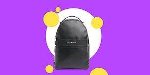 İster Ofis İster Günlük Kullanım Olsun, Yanınızdan Ayıramayacağınız Kullanışlı Sırt Çantaları %60'a Varan İndirimde!