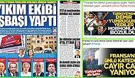 Bir Gazetenin İlk Sayfasına Yalan Haber Sığdırma Rekoru Kıran Yeni Akit'in Akla Hayale Gelmeyecek Manşetleri