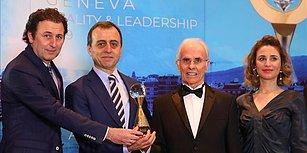 """İstanbul Akvaryum Altın Kategoride """"Uluslararası Kalite  Ödülü""""nü Türkiye'ye Getirdi!"""