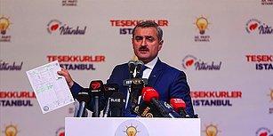 AKP, İstanbul İl Seçim Kurulu'na Başvurdu: 'İtiraz Sonuçlanana Kadar İmamoğlu'na Mazbata Verilmesin'