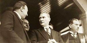 Atatürk'ün Film Çektiğini Biliyor muydunuz? Gazi'nin Nazım Hikmet ve Muhsin Ertuğrul'la Az Bilinen Sinema Filmi Anısı