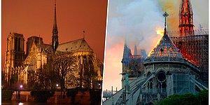 Koskoca Bir Tarih Yok Oldu! Yaklaşık 8.5 Saat Süren Yangında Büyük Bir Kısmı Küle Dönen Notre Dame Katedrali'nin Hikâyesi
