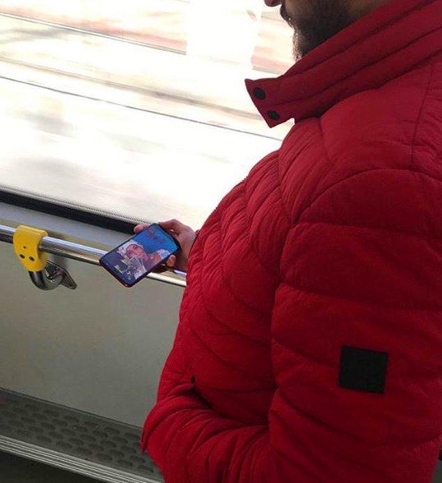 5. Hayatı, internet paketini takmadan, otobüste Cennet Mahallesi izleyecek kadar sevmek.