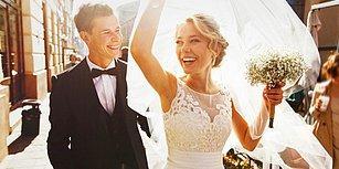 10 Soruda Düğününde Giymen Gereken Gelinlik ve Damatlığı Söylüyoruz!
