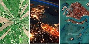 BBC One'ın Yeni Belgeseli 'Uzaydan Dünya'da Bol Bol Göreceğimiz Birbirinden Etkileyici Kareler