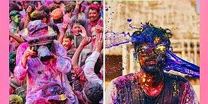 O Zaman Dans! Dünya'nın Çeşitli Yerlerinden Aşırı Eğlenceli Görünen 15 Acayip Festival