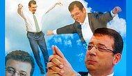İstanbul'un Gönlünde Taht Kuran Ekrem Başkan'a Yapılmış Kahkaha Attıran 14 Caps