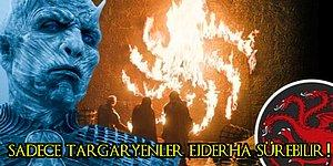Game Of Thrones'un Kötü Karakteri Night King Bir Targaryen Olabilir mi?