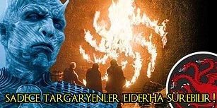 Game Of Thrones'un Kötü Karakteri Night King Bir Targaryen Olabilir mi?