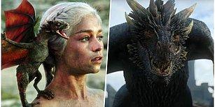 Game of Thrones'un Efsane Ejderhalarının Özellikleri ve Onlar Hakkında Kimsenin Bilmediği Gerçekler