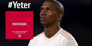 Britanya'da Son Dönemlerde Artan Irkçı Hakaretlere Futbolculardan Ortak Tepki: #Yeter