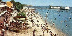 Şimdi Dört Bir Yanı Betonlarla Çevrili Olan İstanbul'un Bir Zamanlar Bütün Halkı Kucakladığı Eski Plajları