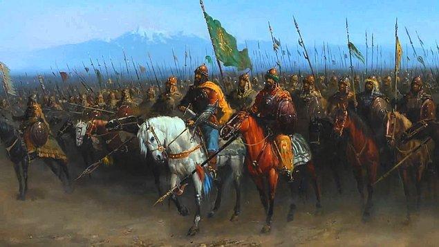 Timur'un orduları sana da acımadı...