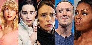 Sizin Üzerinizde Ne Kadar Etkili Oldukları Tartışılır Tabii Ama TIME Dergisi 2019'un En Etkili 100 İnsanını Açıkladı!